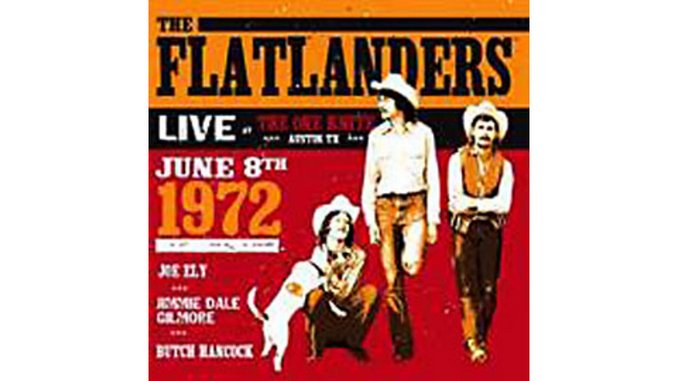 The Flatlanders - Live at The One Knite, June 8th, 1972