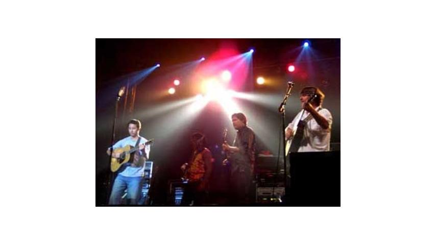 The Acoustic Planet Tour