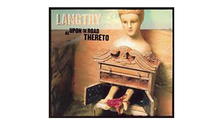 Langtry - As Upon the Road Thereto