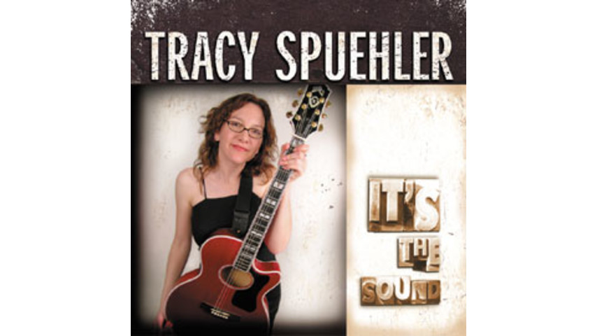 Tracy Spuehler - It's the Sound