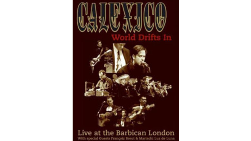 Calexico - World Drifts In (DVD)