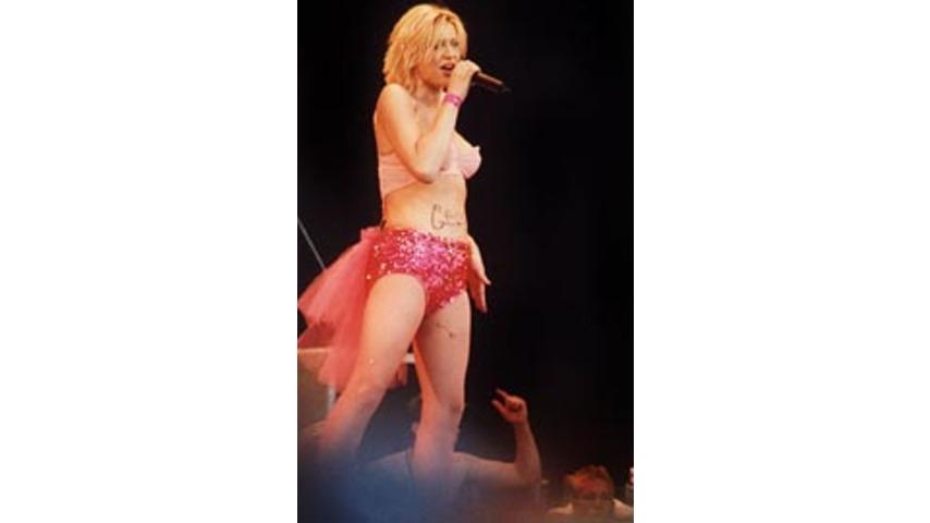 Courtney Love, Juliette Lewis