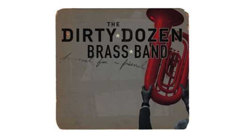 Dirty Dozen Brass Band - Funeral for a Friend