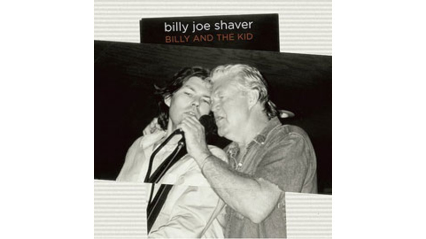 Billy Joe Shaver - Billy and the Kid