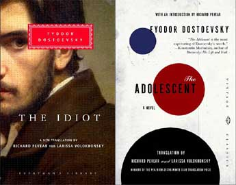 The Adolescent and The Idiot