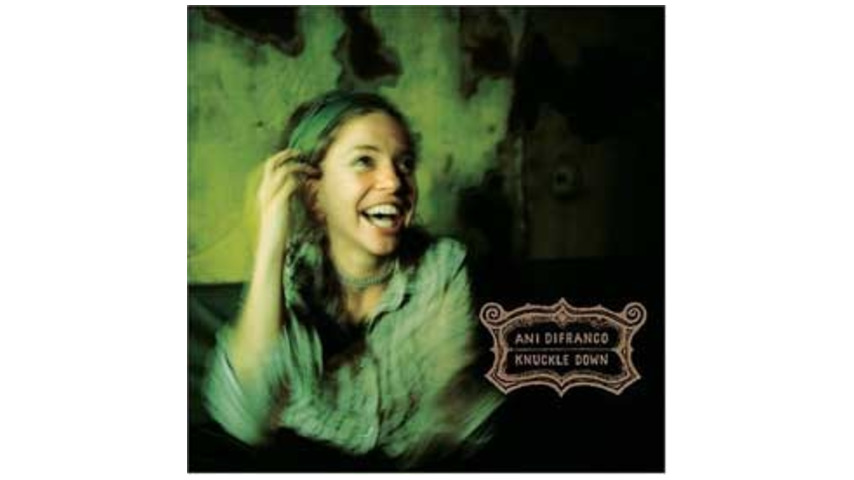 Ani DiFranco - Knuckle Down