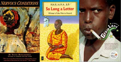 Standing by Words - African Novels