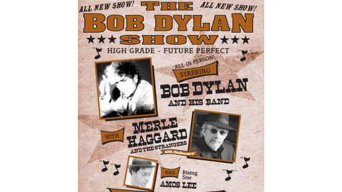 Bob Dylan, Merle Haggard, Amos Lee