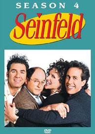 Seinfeld - Season 4 (DVD)