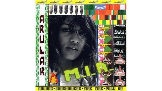 M.I.A. - Arular