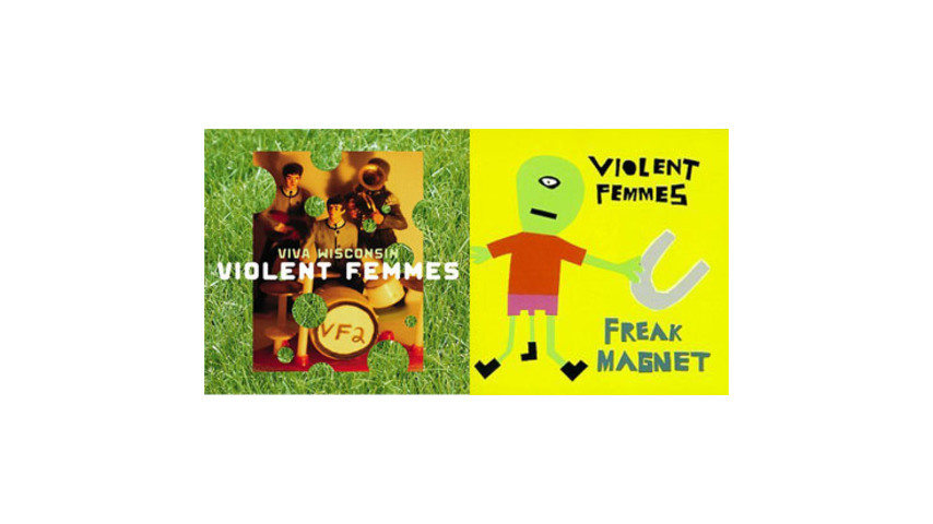 Violent Femmes (reissues)