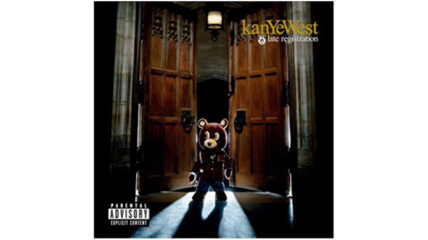Kanye West - Late Registration