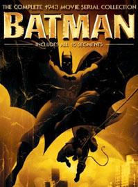 Batman: The 1943 Serial Collection