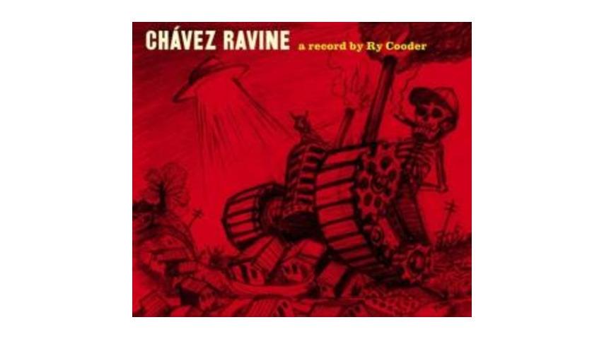 Ry Cooder - Chávez Ravine