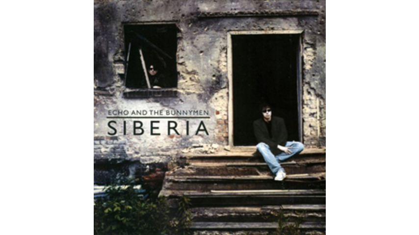 Echo & the Bunnymen - Siberia