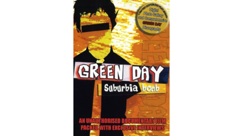 Green Day - Suburbia Bomb