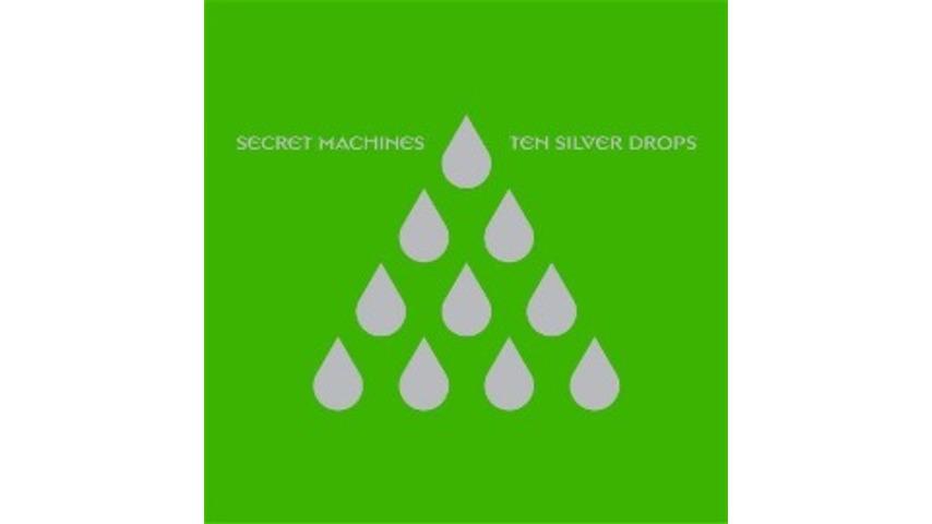 The Secret Machines: Secret Machines - Ten Silver Drops