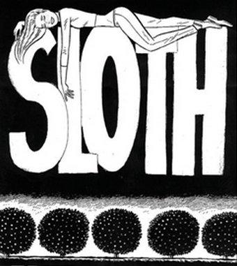 Gilbert Hernandez - Sloth