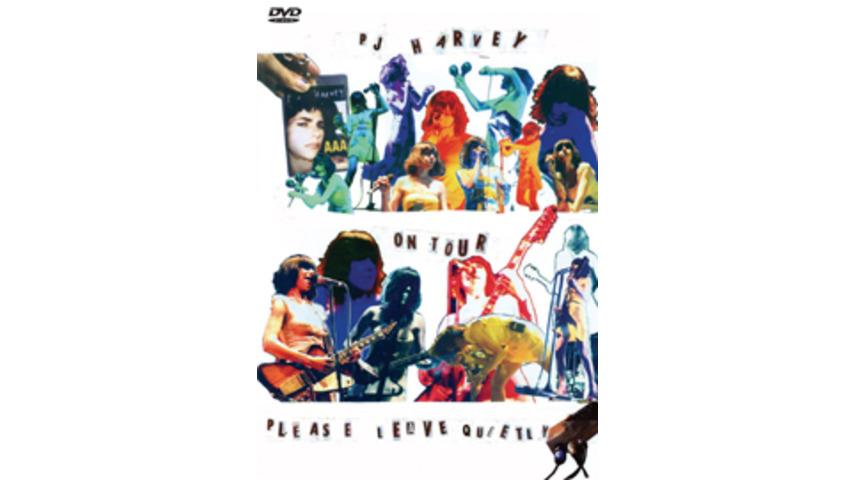 PJ Harvey On Tour - <i>Please Leave Quietly</i>