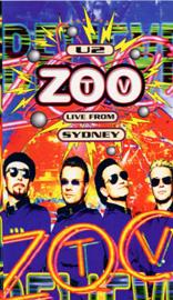 U2 — Zoo TV Live From Sydney