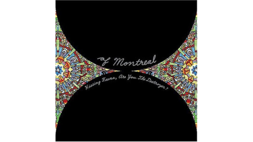 Of Montreal: Hissing Fauna, Are You the Destroyer?