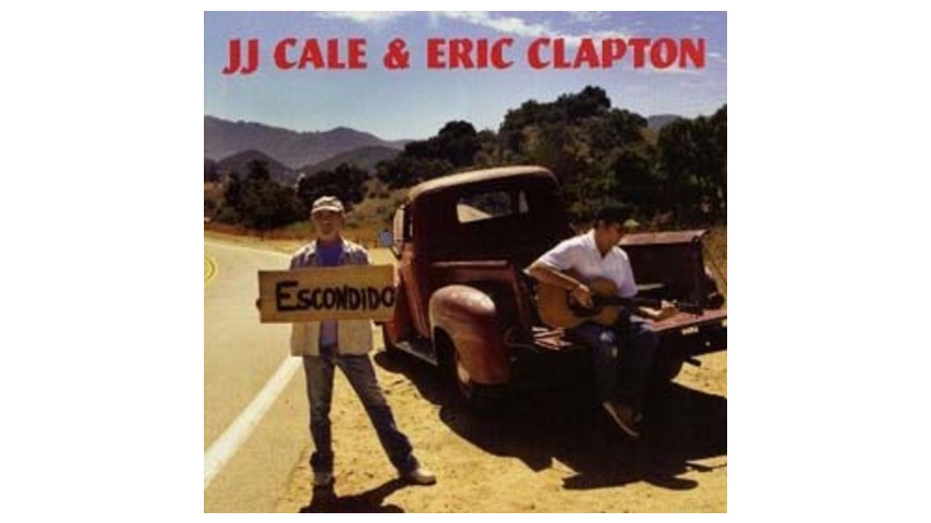J.J. Cale: JJ Cale & Eric Clapton - The Road...