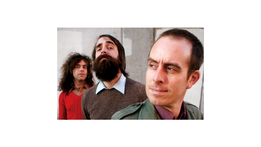 Ted Leo - Living With The Living