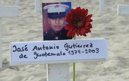 The Short Life of José Antonio Gutierrez