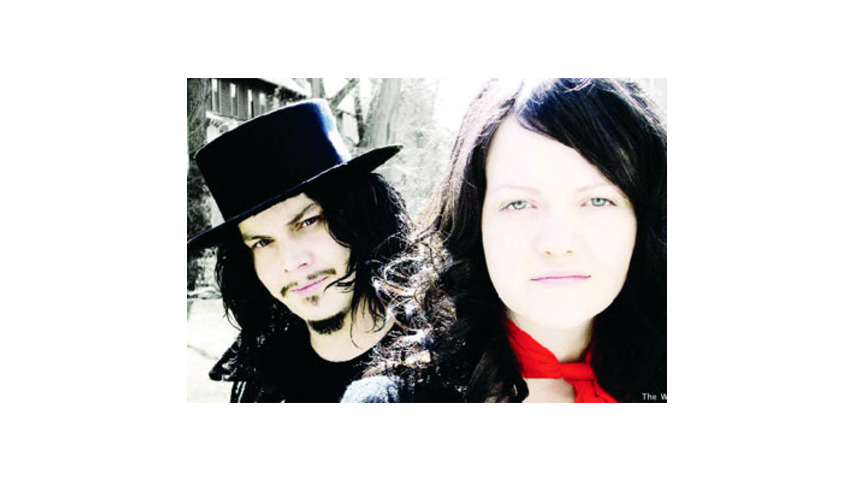 The White Stripes: Icky Thump