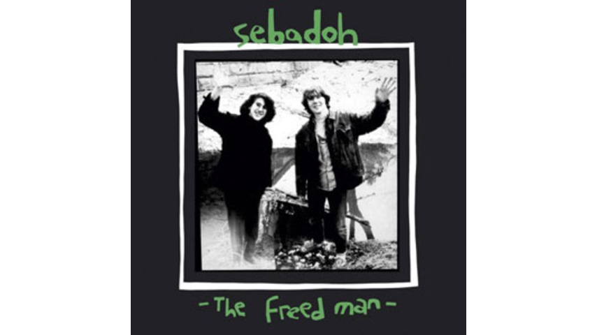 Sebadoh: The Freed Man