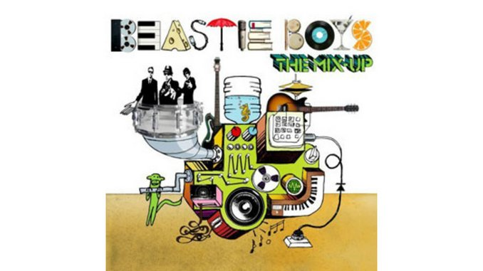 Beastie Boys: The Mix Up