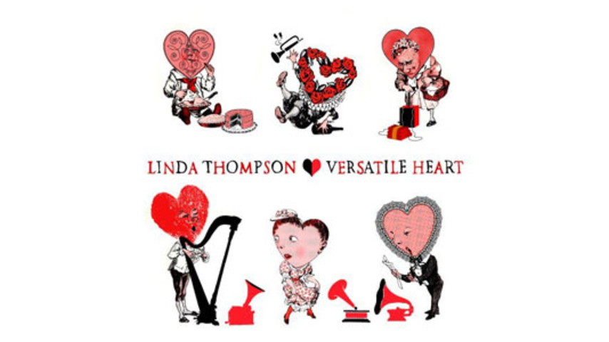 Linda Thompson: Versatile Heart