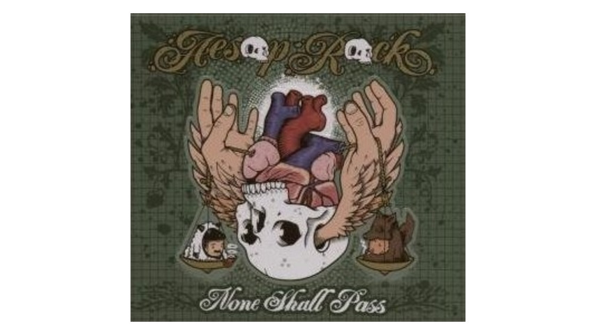 Aesop Rock: None Shall Pass