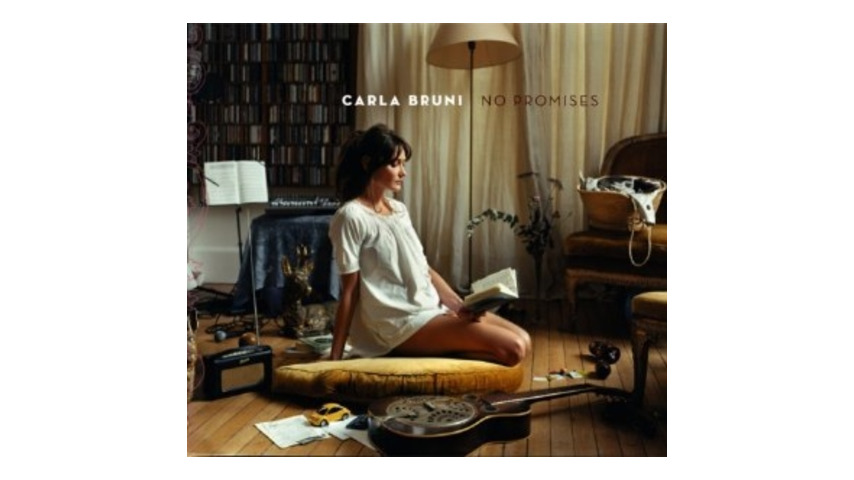 Carla Bruni: No Promises