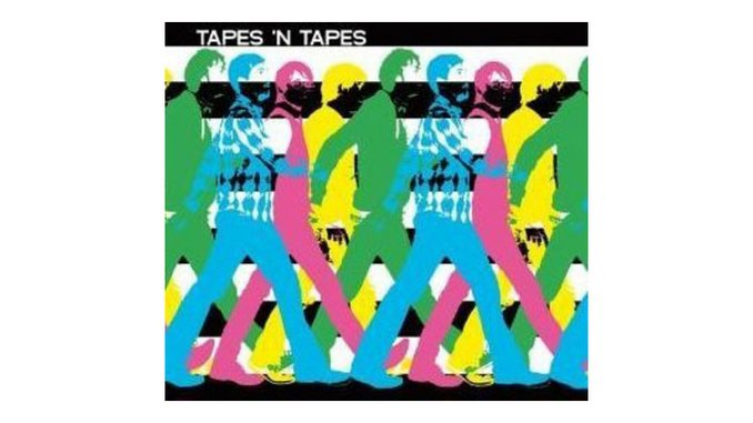 Tapes 'n Tapes: Walk It Off