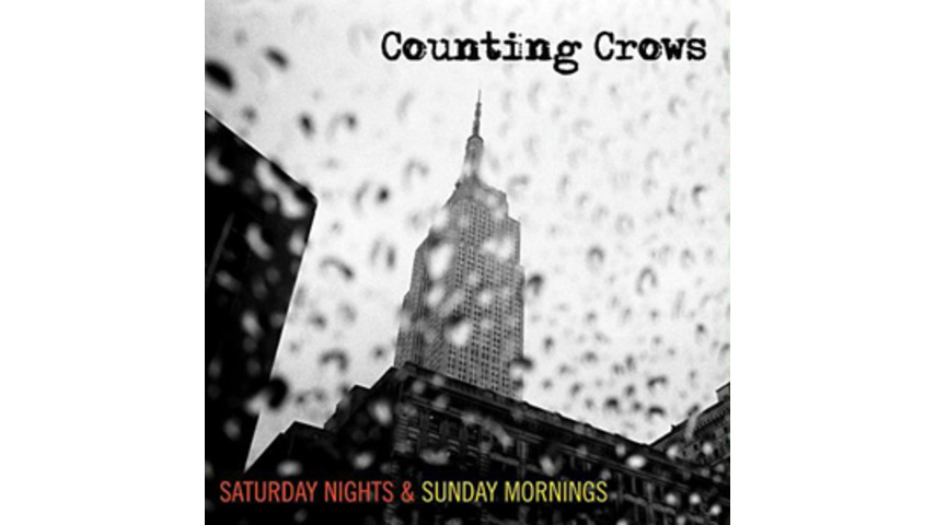 Counting Crows: Saturday Nights, Sunday Mornings