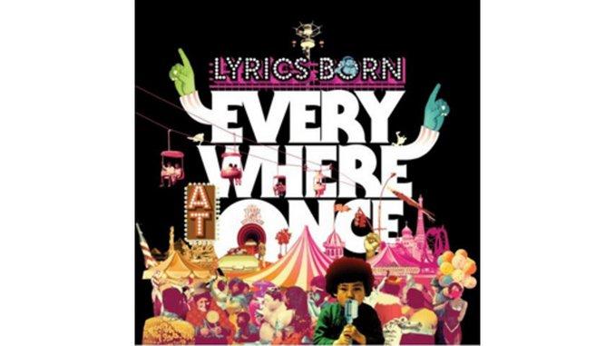Lyrics Born: Everywhere At Once