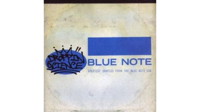 Various Artists: <em>Droppin' Science: Greatest Samples from the Blue Note Lab</em>