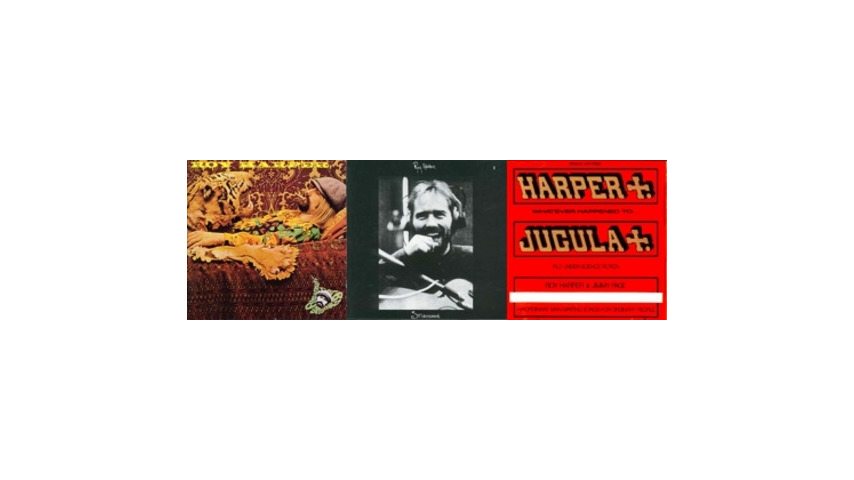 Roy Harper: <em>Flat Baroque And Berserk</em>, <em>Stormcock</em>, <em>Jugula</em> (with Jimmy Page)