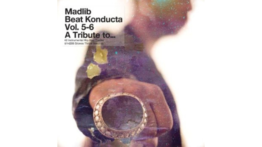 Madlib: <em>Beat Konducta Vol. 5-6: A Tribute to...</em>