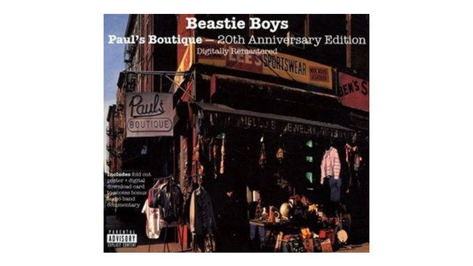 Beastie Boys: <em>Paul&#8217;s Boutique (20th Anniversary Edition)</em>