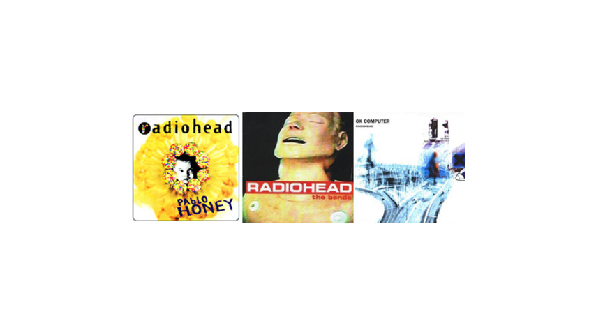 Radiohead: <em>Pablo Honey</em>, <em>The Bends</em>, <em>OK Computer</em> (reissues)