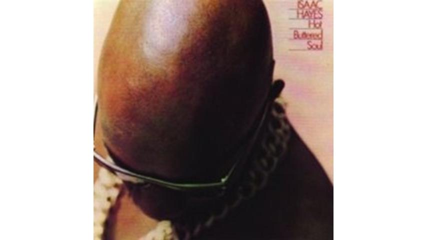 Isaac Hayes: <em>Hot Buttered Soul</em>