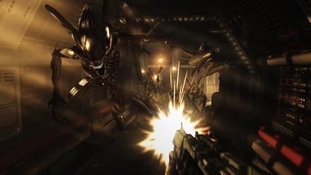 Aliens Vs Predator (Xbox 360) - First 10 Minutes (Marine ...