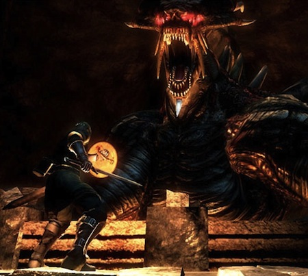 <em>Demon's Souls</em> Review (PS3)