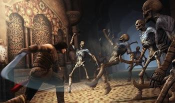 <em>Prince of Persia: The Forgotten Sands</em> Review (Xbox 360)