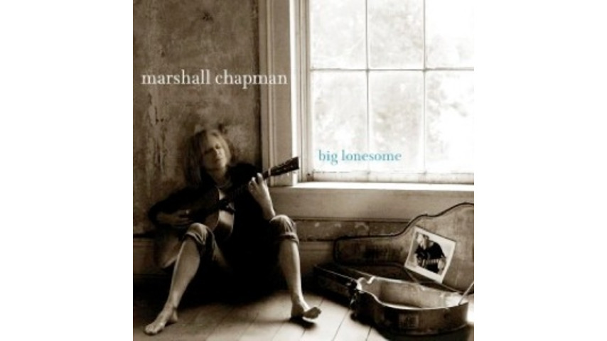 Marshall Chapman <i>Big Lonesome</i>