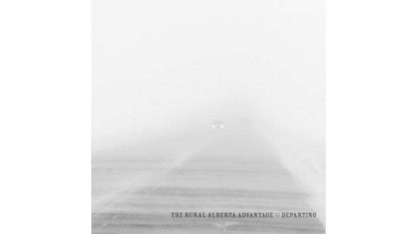 The Rural Alberta Advantage: <i>Departing</i>