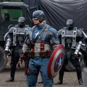 <i>Captain America</i>