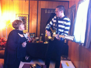 Watch Mavis Staples Perform With Win Butler